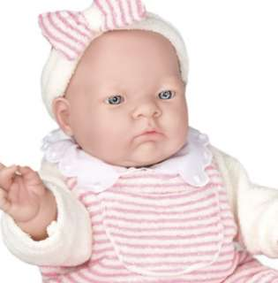 cheryls dolls 18702 la newborn real girl 14 berenguer doll doll by