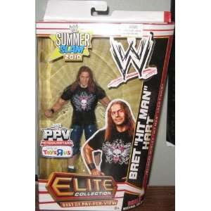 Mattel WWE Wrestling Exclusive Elite Collection Best of Pay Per View