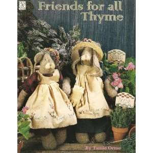 for All Thyme (Sewing, Rag Dolls) (DPC, #03766) Tamie Orme Books