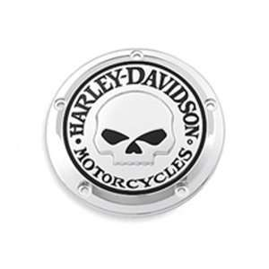 Harley Davidson Willie G Skull Timer Cover 32975 04A Touring Softail