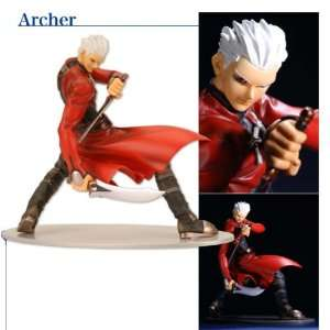 Fate Stay Night ebCraft 1/6 ARCHER Authentic PVC Figure