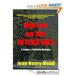Murder on the Interstate ( A Logan & Cafferty Mystery/Suspense Novel
