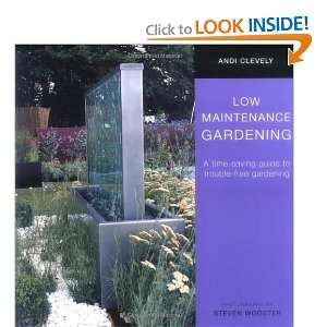 Low Maintenance Garden (9780711229693): Andi Clevely