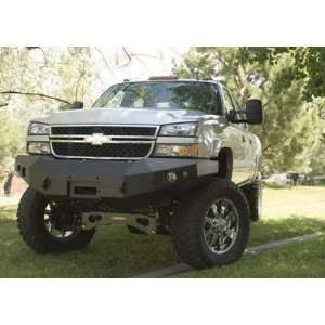Fab Fours CH05A13511 Winch Bumper for Chevy HD 03 07