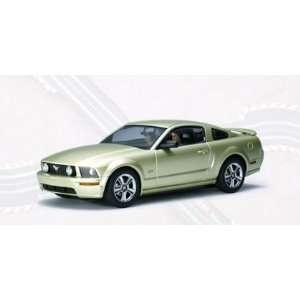 Mustang GT Legend Lime (Part 14001) Autoart 124 Slot Car Automotive