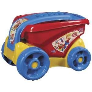 MEGA Bloks Fill & Dump Wagon Toys & Games