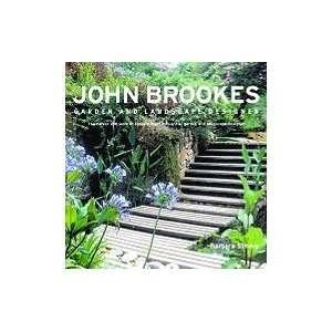 John Brookes Garden & Landscape Designer [HC,2007] Books
