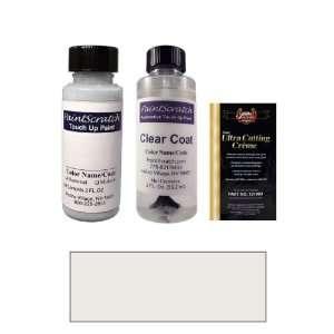 2 Oz. Sparkle Silver Metallic (Wheel) Paint Bottle Kit for