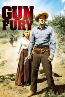 Gun Fury Rock Hudson, Donna Reed, Phil Carey, Robera
