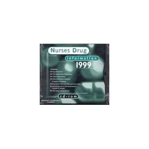 Nurses Drug Information, 1999 (Cd Rom For Windows and