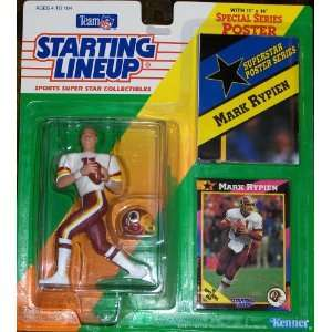 Mark Rypien 1992 Starting Lineup: Toys & Games