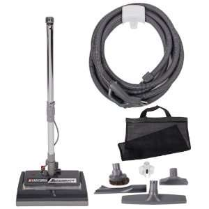 30ft Hayden Central Vacuum Kit, Grey
