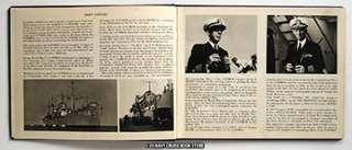 USS LATIMER APA 152 MEDITERRANEAN CRUISE BOOK 1955