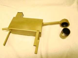 Gold Recovery Retort Mercury Amalgam Prospecting Mining Panning