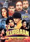 KURBAN   Bollywood DVD  Salman Khan, Ayesha Jhulka