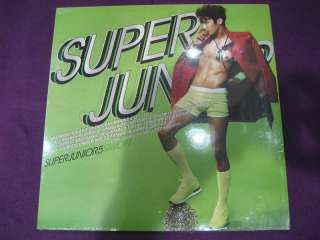 Super Junior / 5TH ALBUM Mr. Simple (Type A) CD NEW SEALED