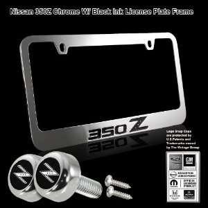 Nissan 350Z Stamped High Quality Chrome Plating Cast Zinc