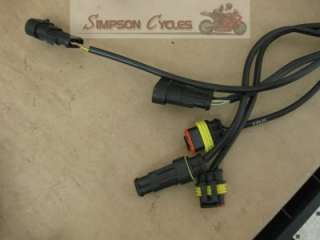 03 04 DUCATI 800 SS MAIN WIRE HARNESS 800SS supersport