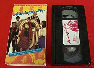 Hallelujah Hop VHS Brentwood Kids V 5395