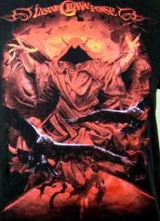 Insane Clown Posse The Wraith ICP Juggalo Mens Black T shirt Medium