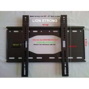 CHEETAH MOUNTS PLASMA LCD TV TILT WALL MOUNT FOR 23 37