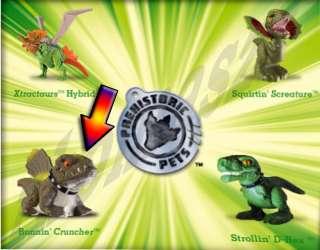 Runnin Cruncher   Prehistoric Pets   BK Burger King/ Mattel (2010