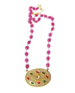 MOST STUNNING 18 22KT SOLID GOLD ESTATE JADEITE RUBY DIAMOND INLAY