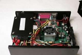 Slim Tiny Mini ITX mITX PC Car Chassis Case Enclosure