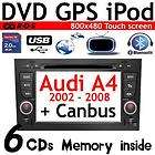 bluetooth 6 cd memory dual zone 6 cds memory 800x480 2gb map ipod usb