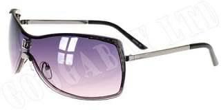NEW D.G WOMENS LADIES BLACK DESIGNER SUNGLASSES 0502