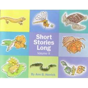 Short Stories Long Ann B. Herrick Books