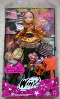 Winx Club Lady Hallowinx Doll STELLA Giochi Preziosi Italy