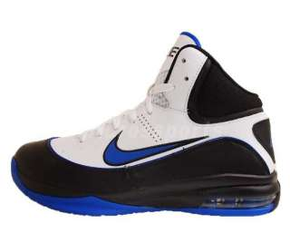Max Closer V 5 White Black Treasure Blue Basketball Shoes 454139 102