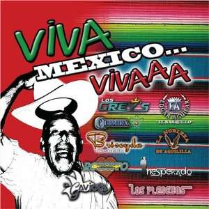 Viva Mexico Various Artists Music