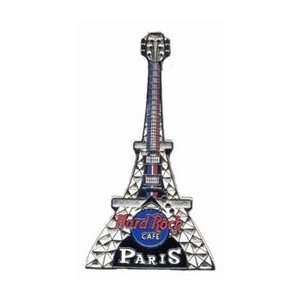 Hard Rock Cafe Paris To Eiffel Tower