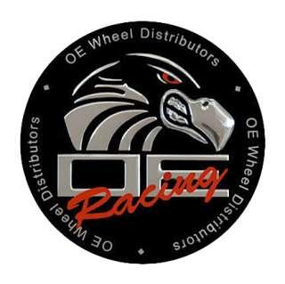 17x8 Black Cobra R 4 Lug Wheels Rims Tires Fit Mustang®