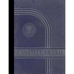 , Austin, Nevada 1941 Yearbook Staff of Austin High School Books