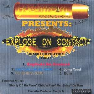 Explode on Contact Ep Version: Hollowpoint Productions