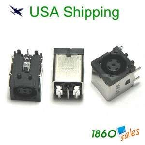 OEM DELL INSPIRON 1545 Octagonal AC DC JACK POWER PLUG IN PORT