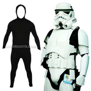 Star Wars Stormtrooper Storm Trooper ARMOUR UNDER SUIT Bodysuit w