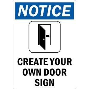 Funny office door sign on popscreen for Create your own door
