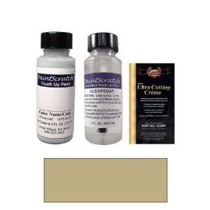 Oz. Rutil Brown Metallic Paint Bottle Kit for 2009 Mercedes Benz CLS