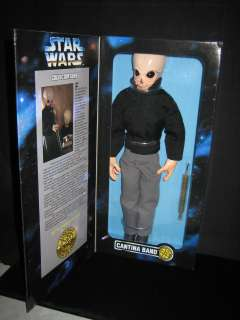 Star Wars Collector Series Ickabel Cantina 12 Figure
