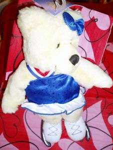 LOVE KISS KISS BEARS 2002 OLYMPIC WINTER GAME HALLMARK