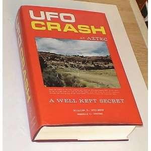 UFO Crash at Aztec Wiliams S. Steinman  Books