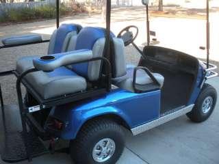 Yamaha G14 G16 G22 Golf Cart luxury Custom Rear Seat