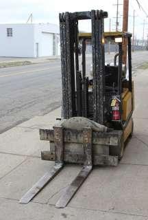 Yale 6k 6000lb 6000 pound Forklift lift truck rotator