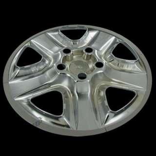 06 11 Toyota Rav4 17 Chrome Wheel Skins Hubcaps Covers Hub Caps Set