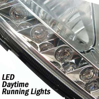 2013 Hyundai Genesis Coupe Facelift OEM Fog Lamp Assy with LED DRL and