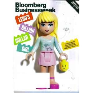 BLOOMBERG BUSINESSWEEK (12.19.11) Legos Billion Dollar
